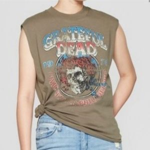 Grateful Dead Junk Food Band Tee